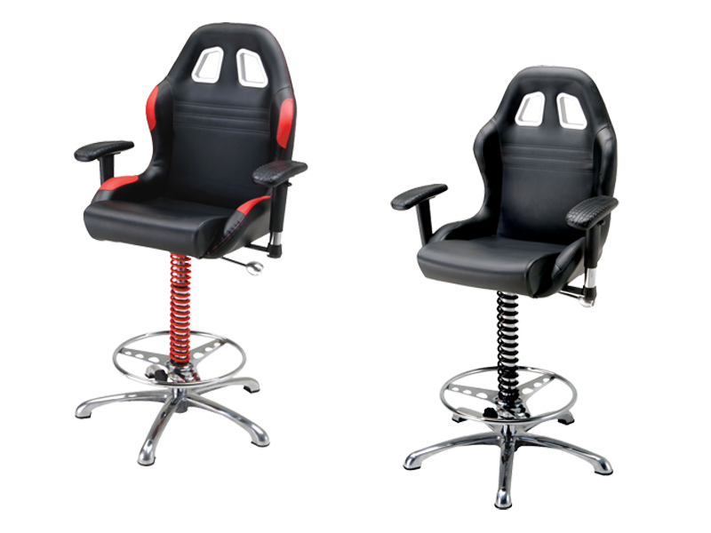 Racing Inspired Furniture PitsStop Furniture : le mans bar chairs 2013 from pitstop.intro-techautomotive.com size 800 x 600 png 287kB