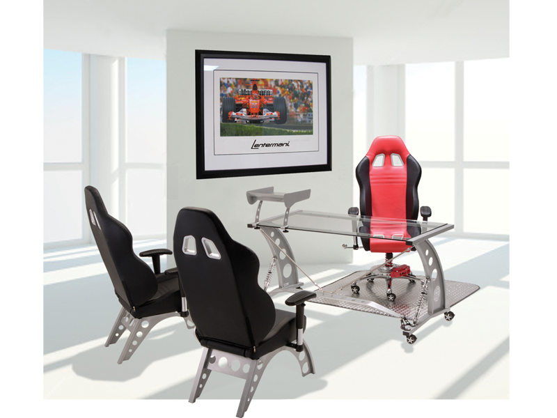 Racing Inspired Furniture Pitsstop Furniture